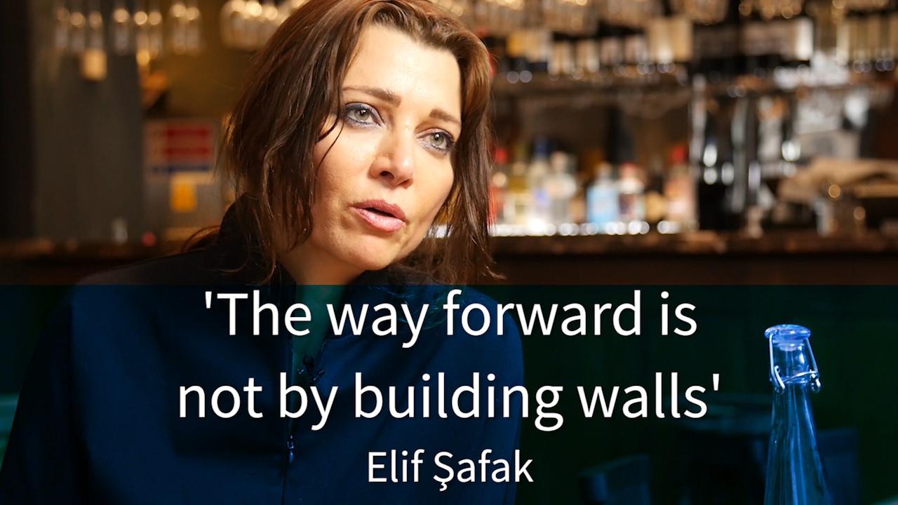 Elif Şafak Official Website • Interviews