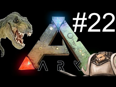 Let's Play Ark Survival Evolved - Episode 22 - Cheeky Beaky