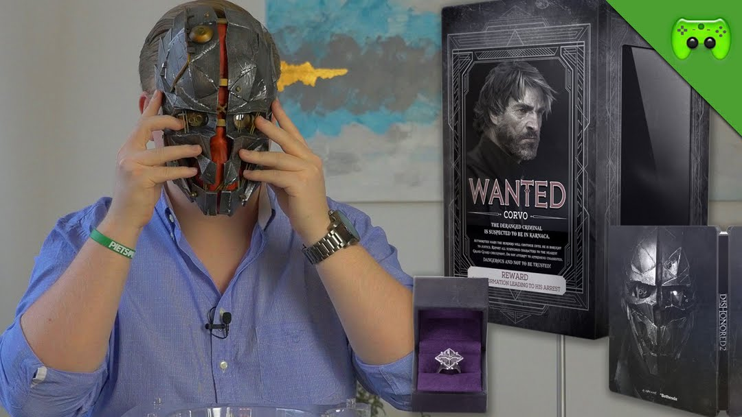 Dishonored 2 Gewinnspiel