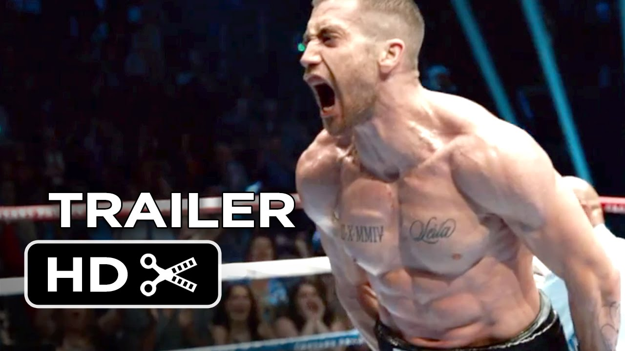 Southpaw Official Trailer #1 (2015) - Jake Gyllenhaal, Rachel McAdams Movie HD