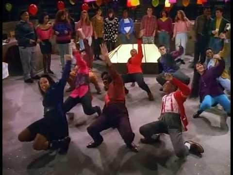 Steve Urkel Dance - Family Matters (S02E18)