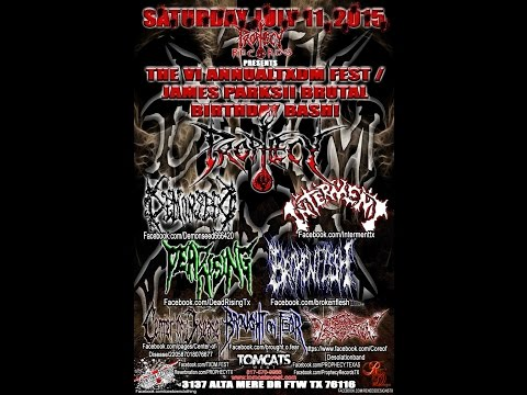 7-11-15 TXDM FEST VI - VIDEO TRAILER!!!