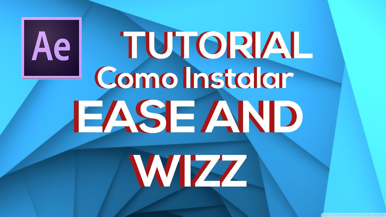 ease and wizz plugin after effects free download