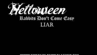Watch Helloween Liar video