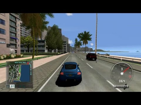 Test Drive Unlimited HD version self driving travelling 20170402