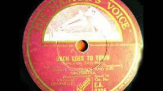 Benny Goodman and his Orchestra - Bach Goes to Town.wmv