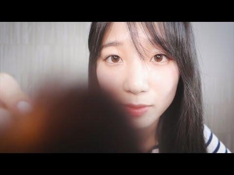 ASMR 日本語 メイクショップ role play💄(音フェチ) / ASMR Japanese Makeup Artist Roleplay