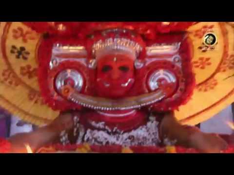 puthiya bhagavathi theyyam devotional ritual form of worship kannur malabar