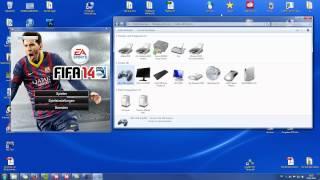 Tutorial: FIFA 13 / 14 / 15 am PC: Gamepad und der rechte Stick