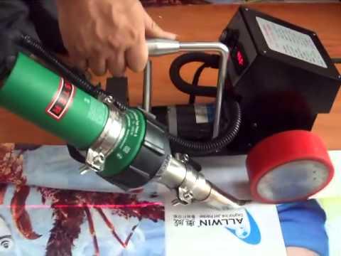 Pvc Banner Seaming Machine Doovi