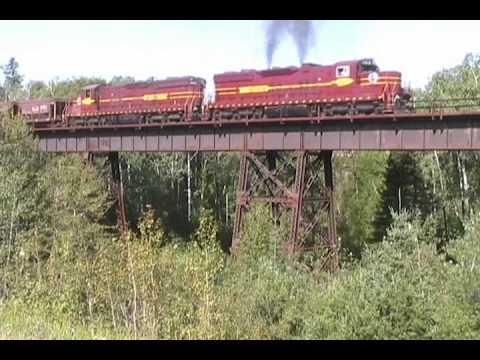 Duluth Missabe Amp Iron Range Ore Train Duluth Railfan