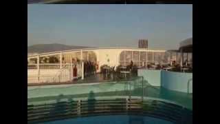 Путешествие На Крит- Порт Пиреас-Паром