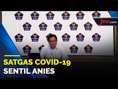 Kasus Covid-19 DKI Naik Dalam 3 Minggu Terakhir, Satgas Ingatkan Anies Baswedan