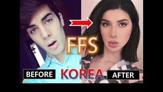 Top 10 Most dramatic FFS transformations!! YouTube Videos