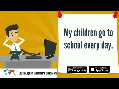 English Course - 25 - Learning English Lessons - Learn,Share and Enjoy English