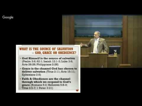 Four Illegitimate Questions on Salvation, Grace, & Obedience