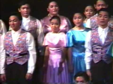 UPCC UP Concert Chorus 1990 Full Concert (USA Segment)