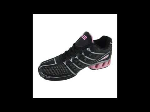 Womens Shock Absorbing Running Trainer Black Pink Trainers Ladies Shoes Size 3-8