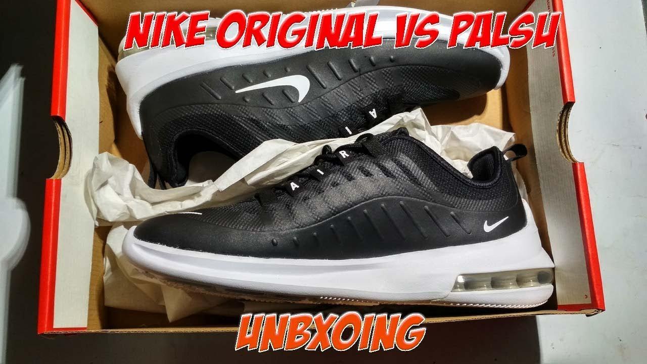 Ciri Ciri Sepatu Nike Asli dan Palsu KW perbedaan MUDAH ...