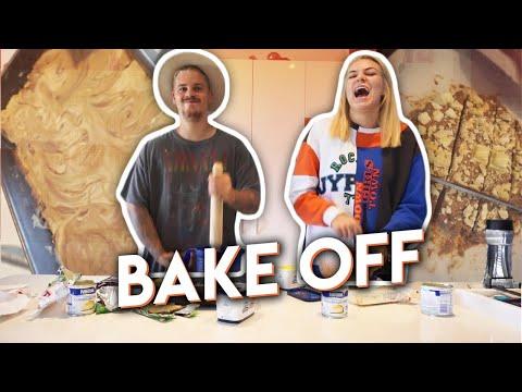 BAKE OFF MITCH VS CHLOE