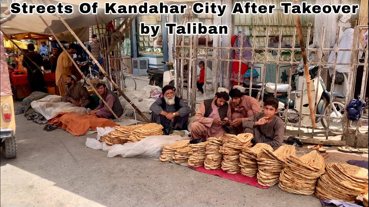 Download Walking on the Streets of Kandahar City | With English Subtitle | August 17 2021 | Vlog |Qawi Khan
