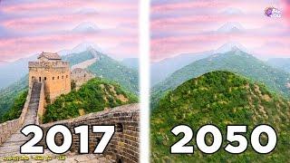 شاهد...10 أماكن شهيرة ستختفي قريبا من العالم