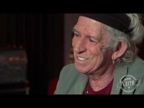 "Ask Keith Richards: What did it feel like playing ""She"