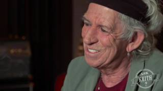 """Ask Keith Richards: What did it feel like playing """"She's A Rainbow"""" in Chile?"""