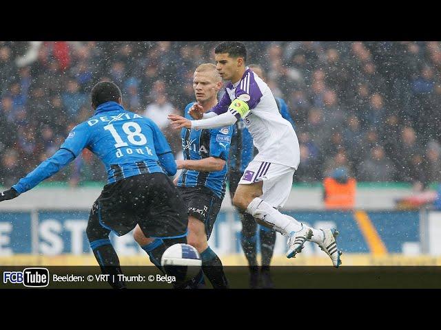 2010-2011 - Jupiler Pro League - 20. Club Brugge - RSC Anderlecht 0-2