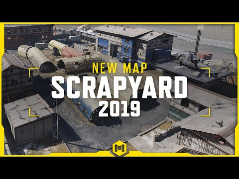 Call of Duty®: Mobile - Introducing Scrapyard 2019