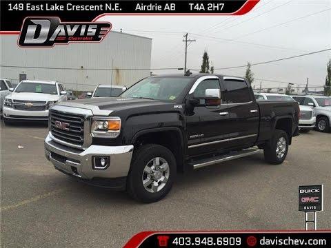 Pre-owned 2015 GMC Sierra   Davis Chevrolet   Near Calgary AB