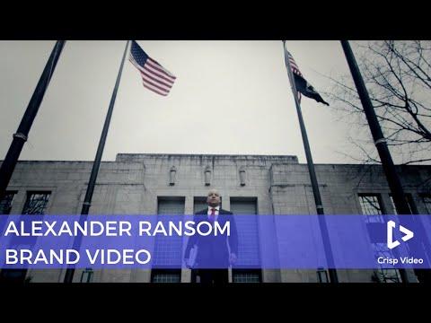 Alexander Ransom - Legal Brand Video