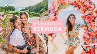 Jenn Goes To Bermuda