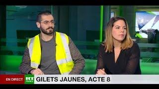 Gilets jaunes : «Le mouvement s'organise d'une autre manière»