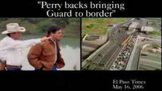 "Rick Perry campaign ad: ""Border"""