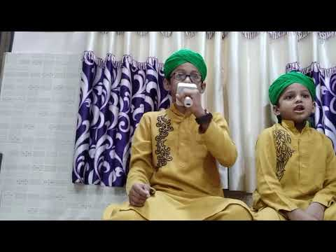 Har haal me sarkar ka milad karenge naat by tehami and taifoor attari