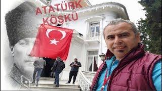 Karadeniz Turu 2. Bölüm ATATÜRK KÖŞKÜ (TRABZON)