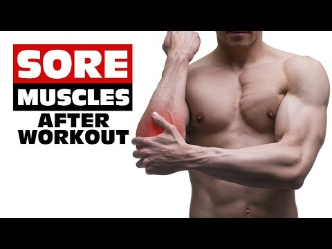 Why Do Muscles Get Sore After Working Out