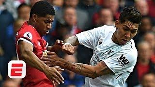 Would Barcelona really want Man United's Marcus Rashford over Liverpool's Roberto Firmino? | ESPN FC