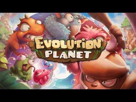 Evolution Planet Gameplay Video #1