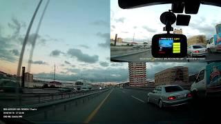 Работа видеорегистратора Sho-Me Combo 3 iCatch.