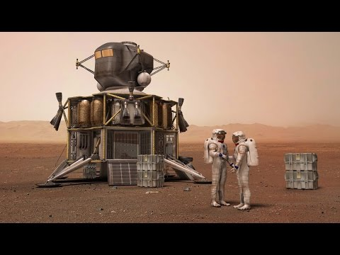 Path to Mars Continues: Boeing's Phased Approach for the Journey