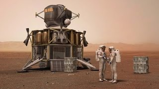 Path to Mars Continues: Boeing