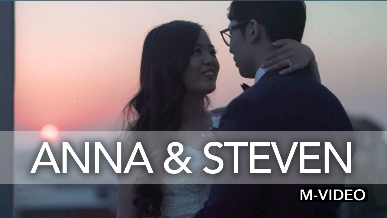 Anna & Steven: Wedding Film at The Grand on Princes