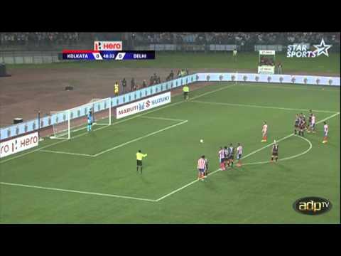 ADPtv | Atl de Kolkata - Delhi Dynamos FC | ISL 2014