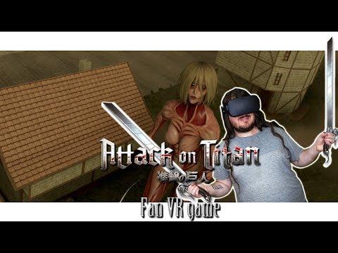 Attack On Titan VR