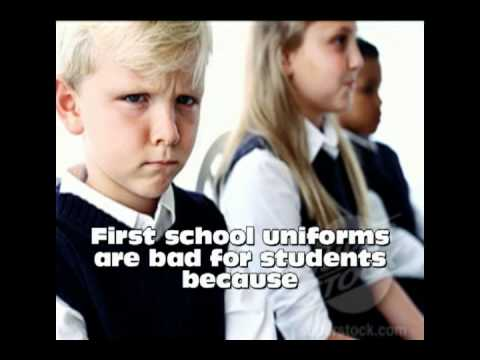 school uniforms good or bad A topic that has been debated for a long time is school uniformsthink about it how would you fee.