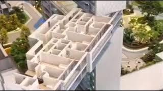 日商 | 來必富 | 建築模型專業製作團隊 | 建築模型代工製作 | 轉動樓層