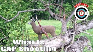 Archery 101 - What is GAP Shooting