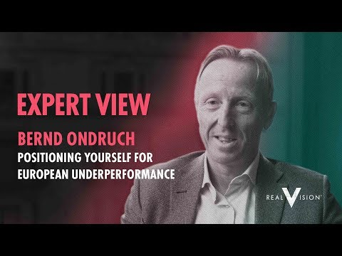 Navigating Europe's Capital Crisis (w/ Bernd Ondruch) | Expert View | Real Vision™